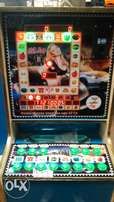 Lucky star lotto machines