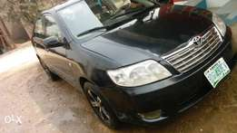 Clean registered 2003/ 4 Toyota Corolla