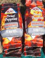 Firewood, Braai wood, Charcoal, Briquettes & Firelighters