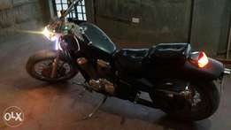Honda Steed 600cc