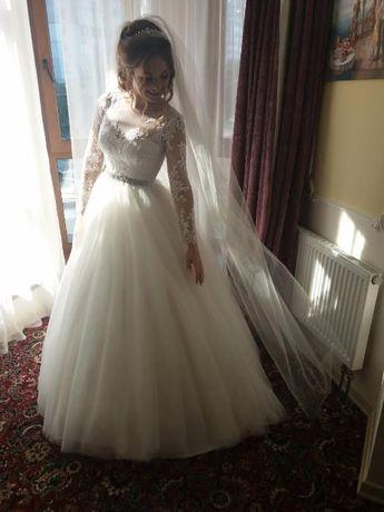 6c9afdf3b24a676 Свадебное платье (Салон Инесса): 7 000 грн. - Свадебные платья ...