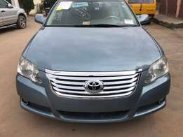 Newly Arrived 2008 Toyota Avalon