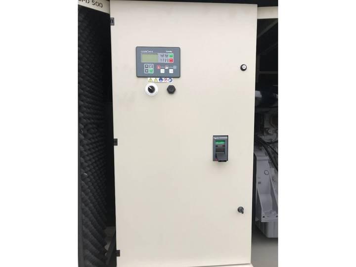 Scania DC16 - 660 kVA Generator - DPX-17954 - 2019 - image 4