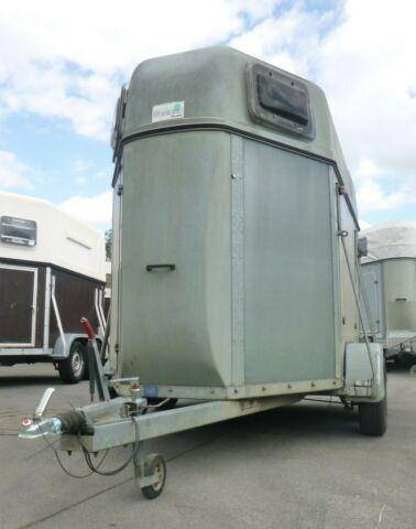 Westtrailers 2 Pferdeanhanger 2,0to Holz/Poly - 1999