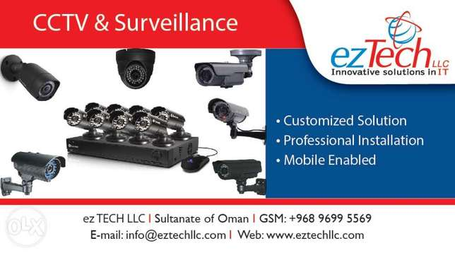 CCTV with Survelliance