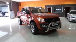 14 Ford Ranger 3.2TDCI WILDTRACK 4 x 4