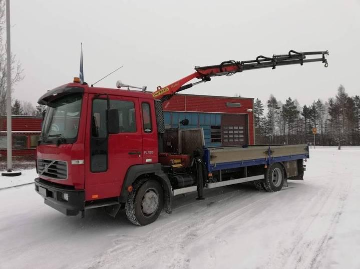 Volvo Fl 6 Palfinger Pk 5000-3 - 2006