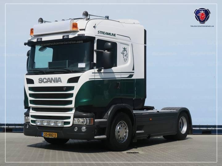 Scania R440 LA4X2MNB | 9T | Full Air Suspension | PTO - 2013