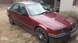 bmw e36 320i for sale or swap