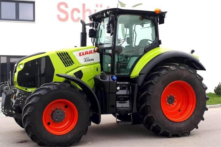 Claas Axion 810, Bj.18, Gps S10, Fzw, A60 - 2018