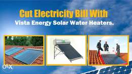 Solar Water Heaters Sale and Full Installation