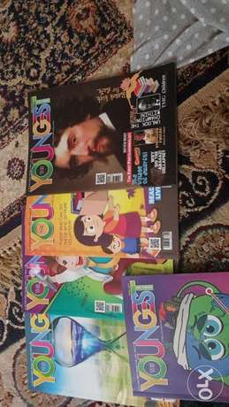Youngest- magazine for kids