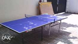 New outdoor table Tennis