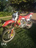 Honda CR 85 big wheel