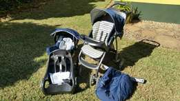 Graco Travel Set & base