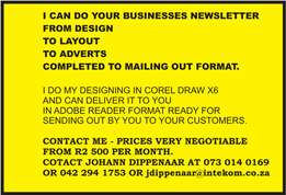 Let me compile a newsletter for you