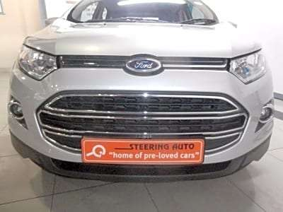 2013 ford ecosport 1.5 ecoboost trend automatic Johannesburg - image 2