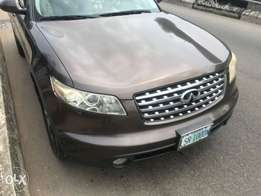 Super neat cheap nigeria used Infiniti Fx 35