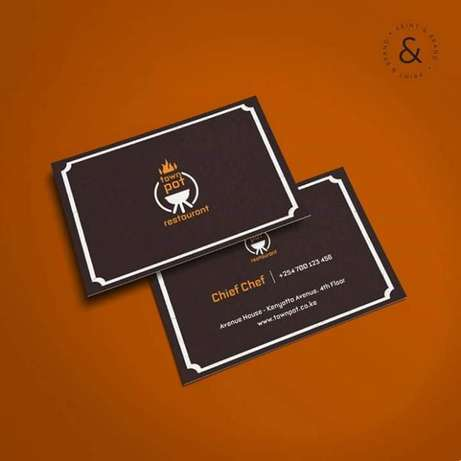 quality receipt books (book),business cards,letter heads,Printing Nairobi CBD - image 5