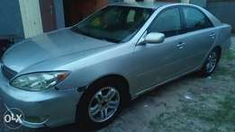 Toyota Camry aka big daddy for a quick gtab