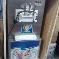 standing ice cream machen