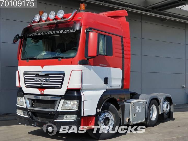 MAN TGX 26.480 XLX 6X2 Liftachse Euro 5 - 2011
