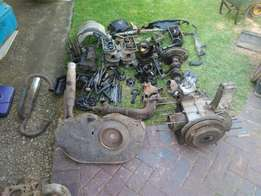 V W Beatle spares for sale