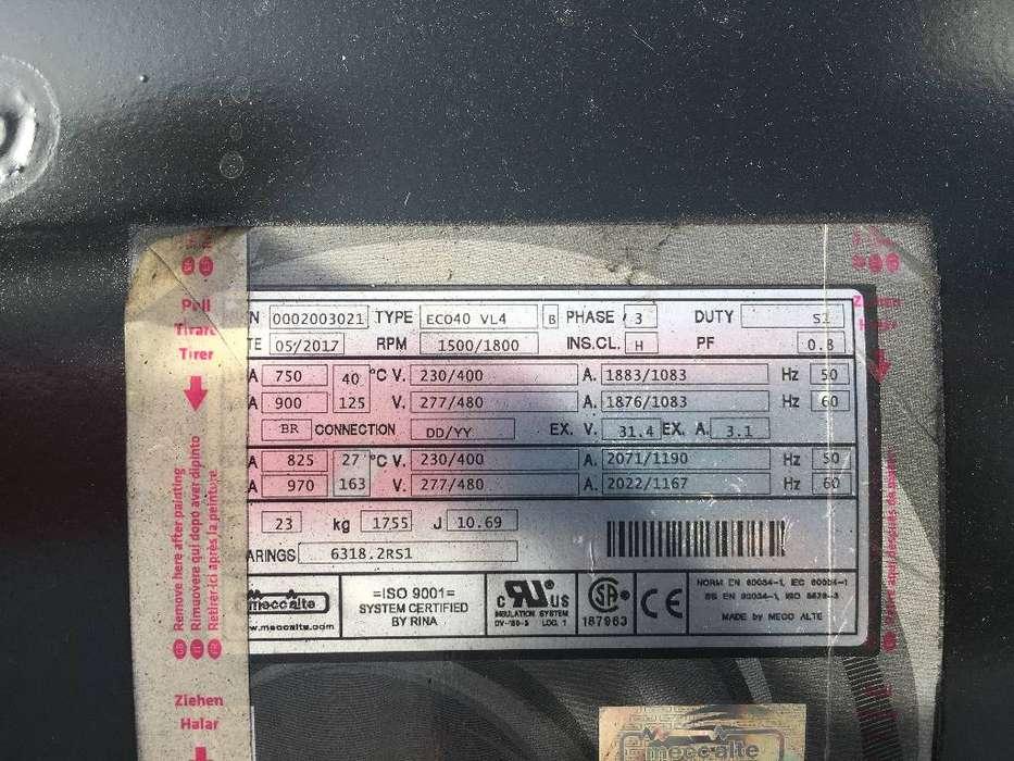Doosan DP222LC - 825 kVA Generator - DPX-15565-O - 2019 - image 12