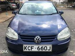Clean Volkswagen Golf TSi Navy Blue