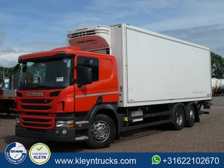 Scania P410 6x2*4 - 2014