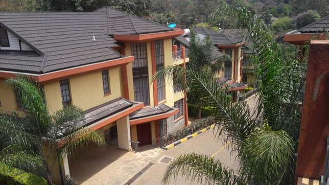 Kilimani 4 bedrooms town house to rent Kilimani - image 1
