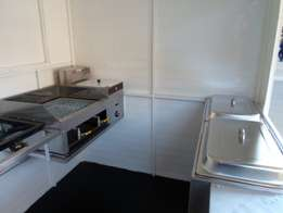 Fully fitted Mobile kitchen for sale