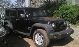 Christmas offer KCK Jeep wrangler Sport Unlimited Fully loaded on sale
