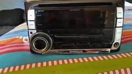 Kenwood double din mp3 player