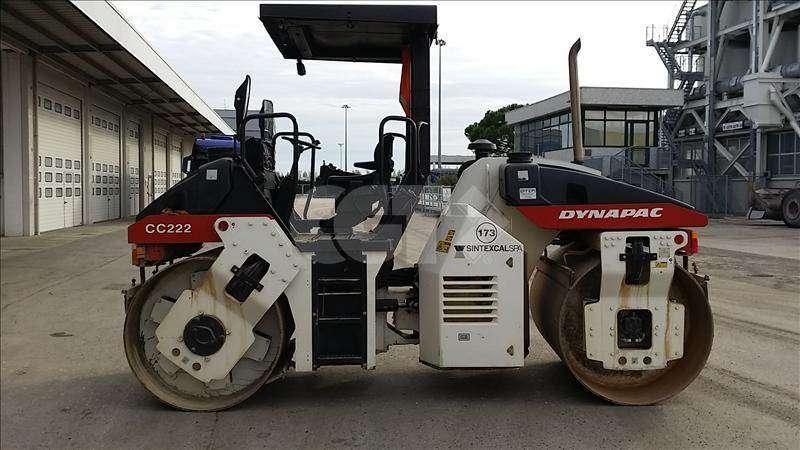 Dynapac Cc222 - 2003