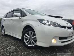 Magnificent Toyota Wish