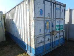 Wanted20'x8' shipping container portable building anti vandal store