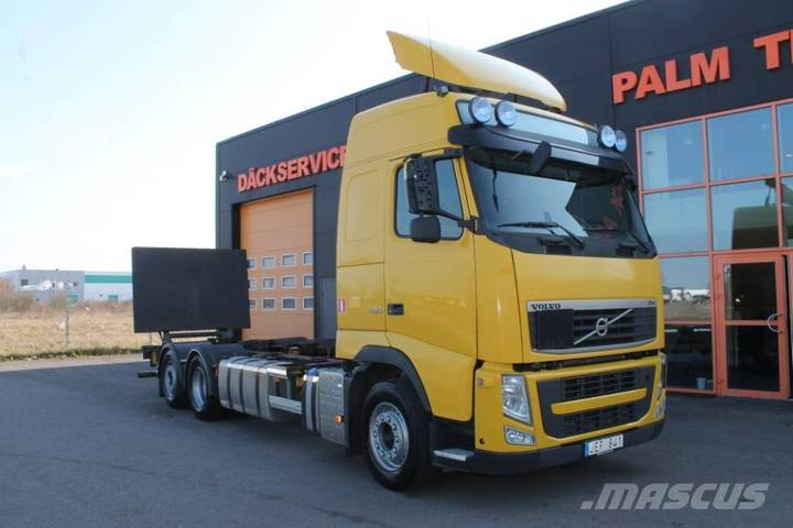 Volvo Fh 6*2 - 2012