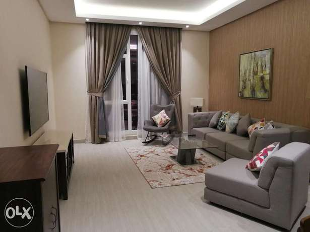 Modern Brand New 1 BR FF Apartment in Juffair For Rent