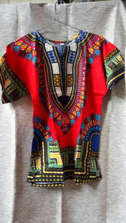 Dashiki Shirts City Square - image 2