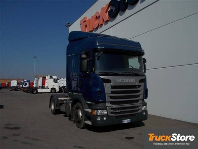 Scania R 480 - 2013