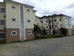 To let, serviced 1 bedroom at katampe extension