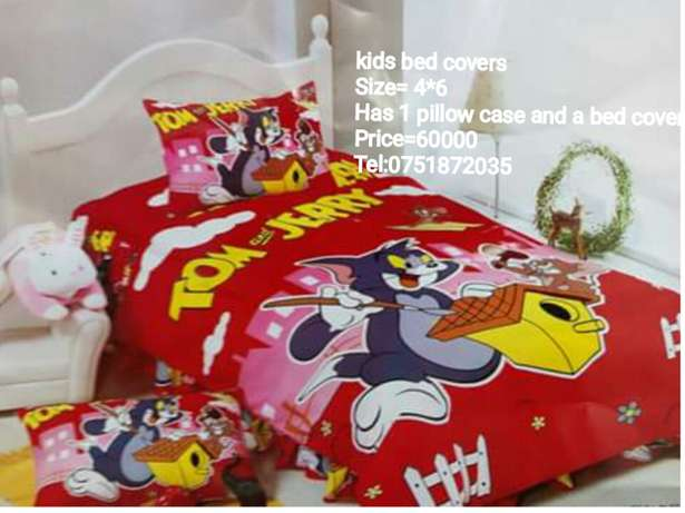 Kids cartoon bed covers Kampala - image 1