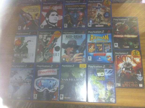 playstation 2 games Witbank - image 2