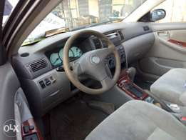 Neatly Used 2003 Toyota corolla for one Lucky buyer #850k only