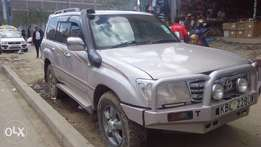 Toyota vx Landcruiser for quick sale