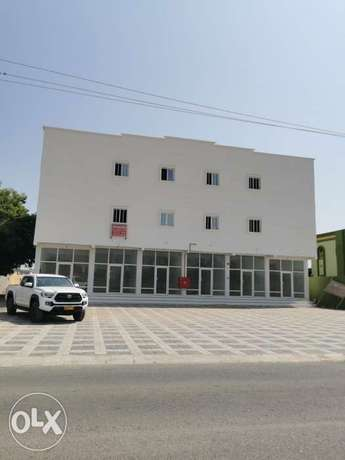 New flats and shops for rent..saham..