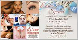 Easter Promotion - Treat yourself to something special
