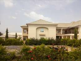 4bedroom duplex with BQ and guest house to let at Galadimawa