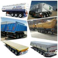 Serin Semi Trailers On Sale